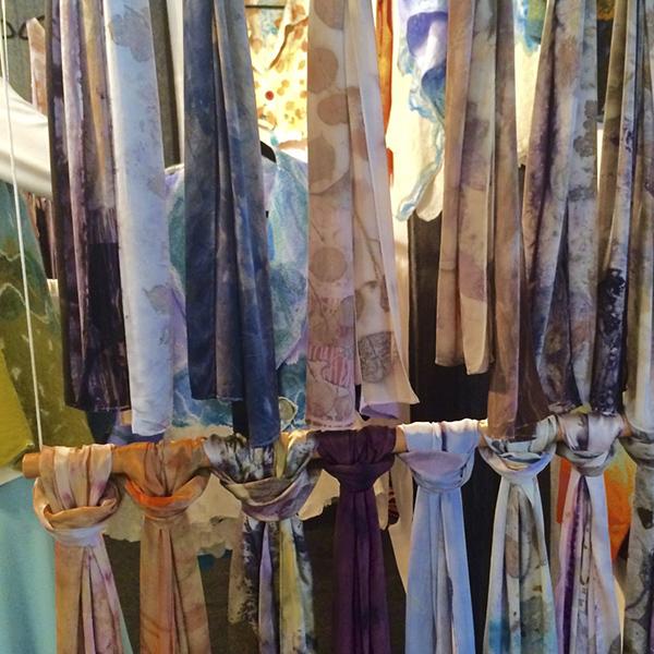 Textiles: nantucket ARt & artisan Show