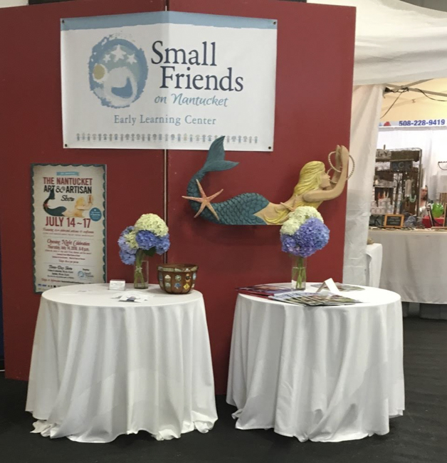 Small Friends banner